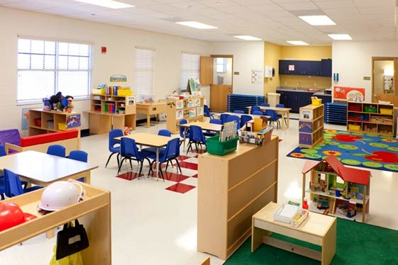 Child Daycare Area