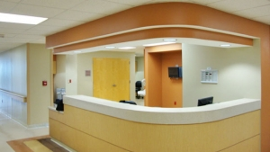 Nurse Work Area
