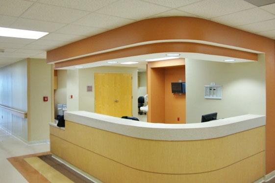 Nurse Work Area