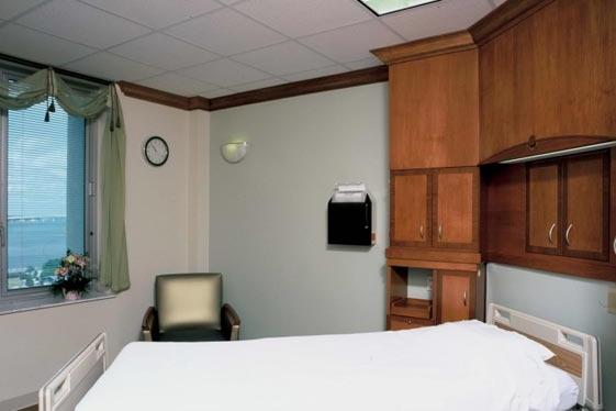 Post Partum Patient Room
