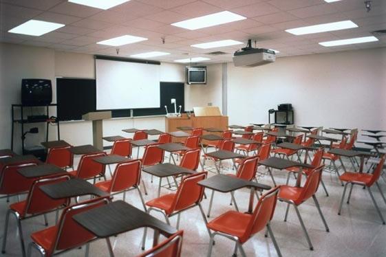 Vet Tech Classroom