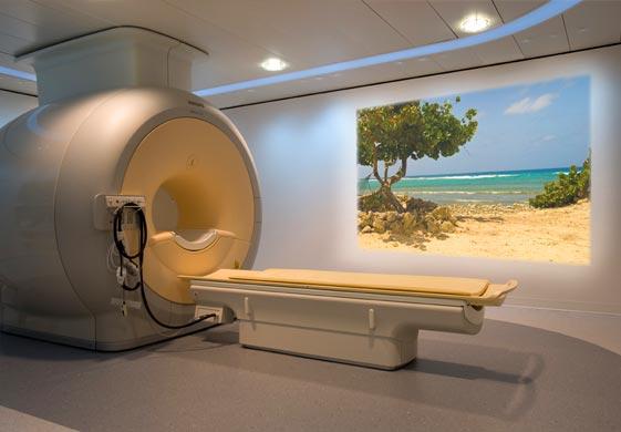MRI Scan Room