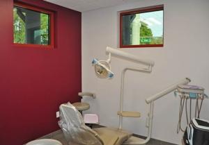 Dental Exam Room