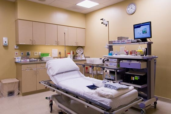 Endo Proceedure Room