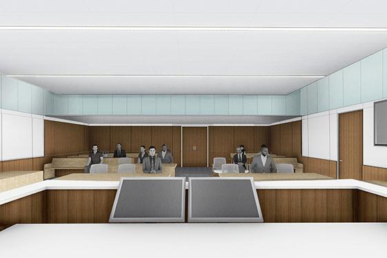 Annex Courtroom