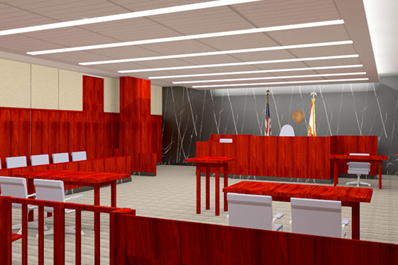 Court Room 314