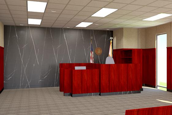 Court Room 403