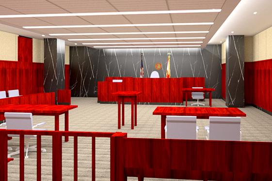 Court Room 414