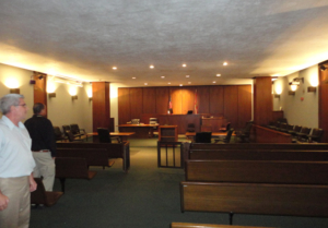 Existing Court Room 314