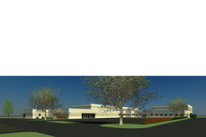 Facilities Purchasing Warehouse - Approach to Entry