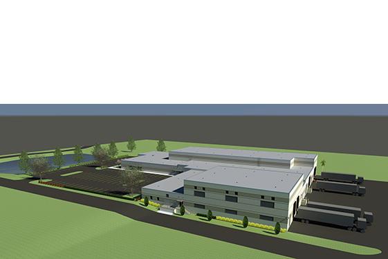 Facilities Purchasing Warehouse - Loading Dock