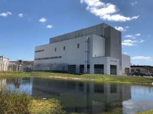 Jail Infrastructure Building